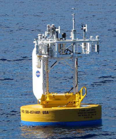 The SPURS-2 mooring and the meteorological instruments